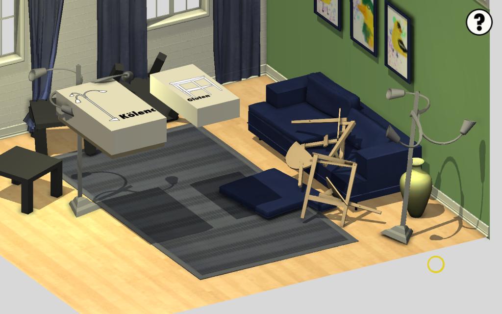Ikea Simulator