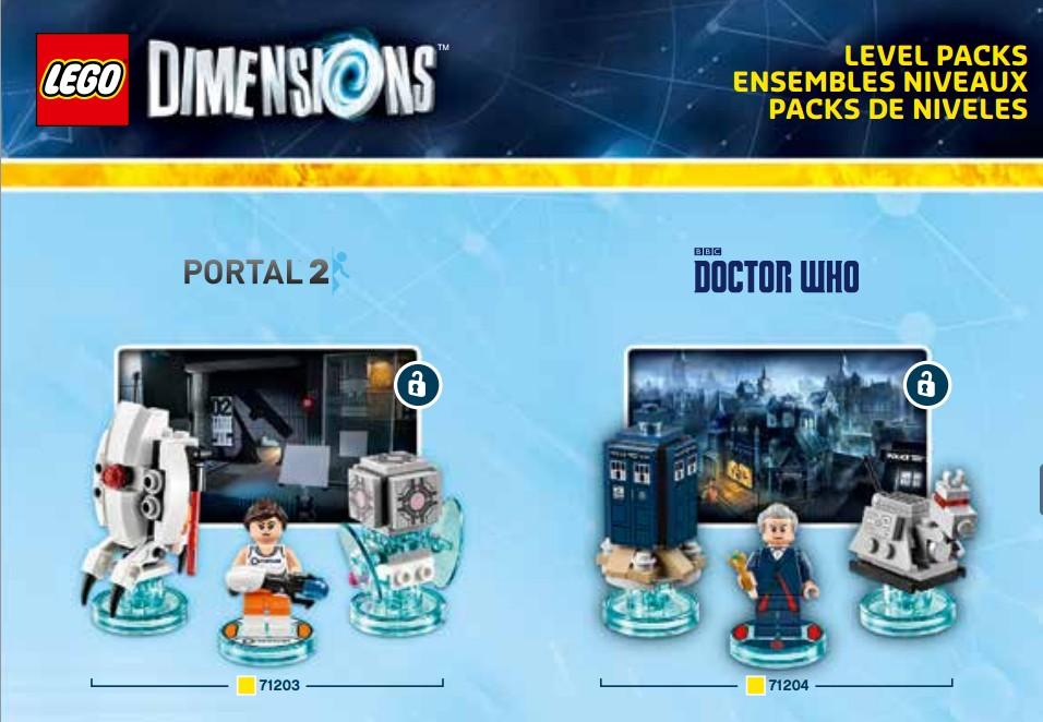 LEGO Dimensions Portal DrWho