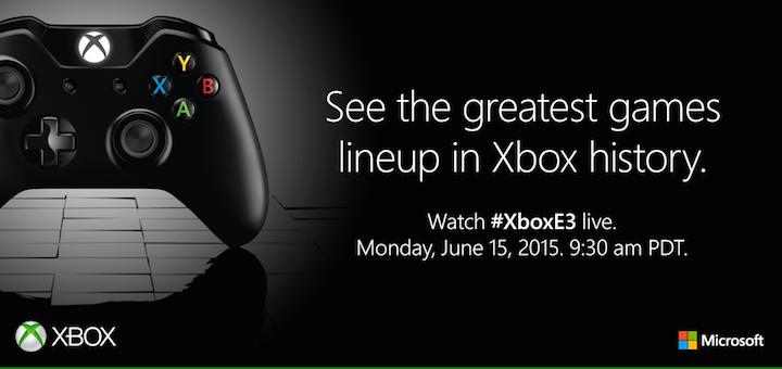 Xbox E3 2015