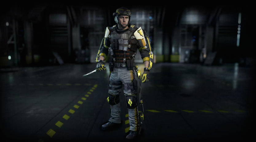 COD Advanced Warfare Legendary