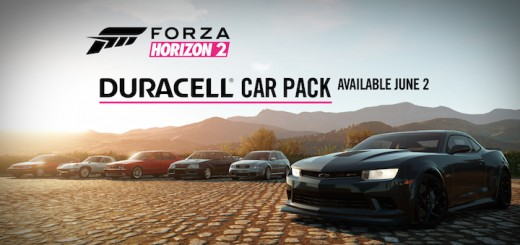 Forza Horizon 2 Duracell Car Pack