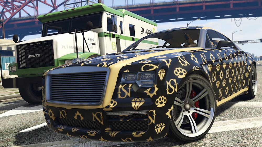 GTA V Windsor