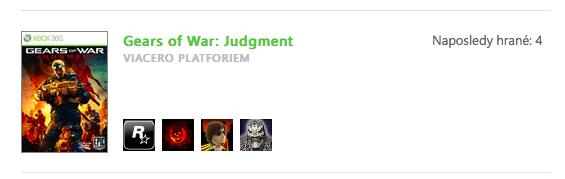 Gears of War Judgment multiplatform