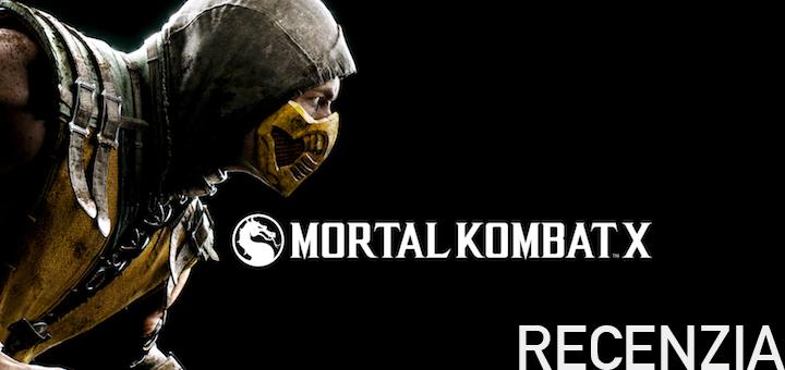 Mortal Kombat X Recenzia