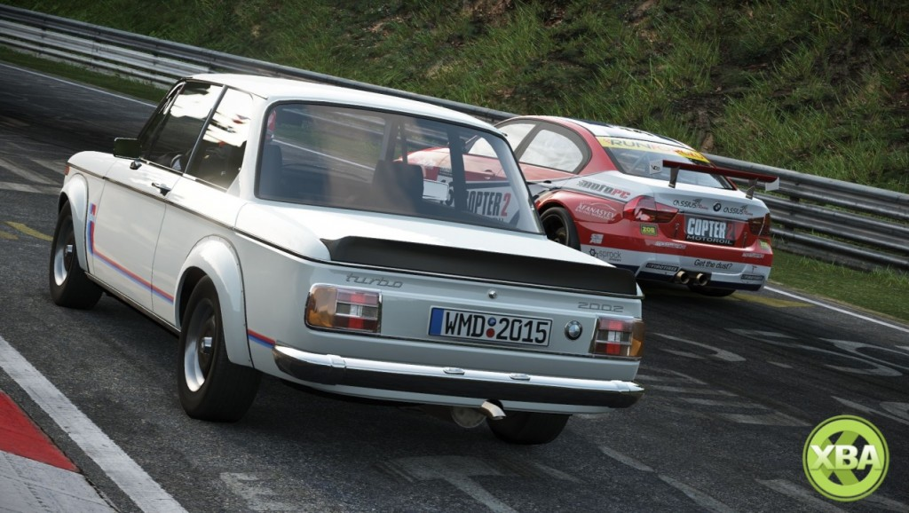 Project CARS BMW 2002 Turbo
