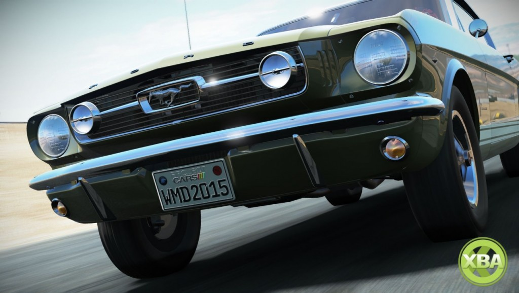 Project CARS Ford Mustang Fastback