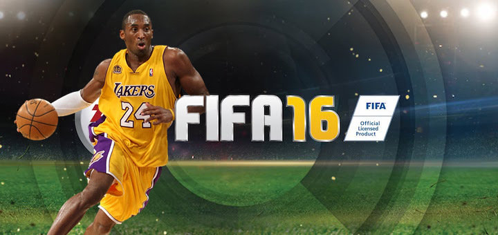 FIFA 16 Kobe Bryant