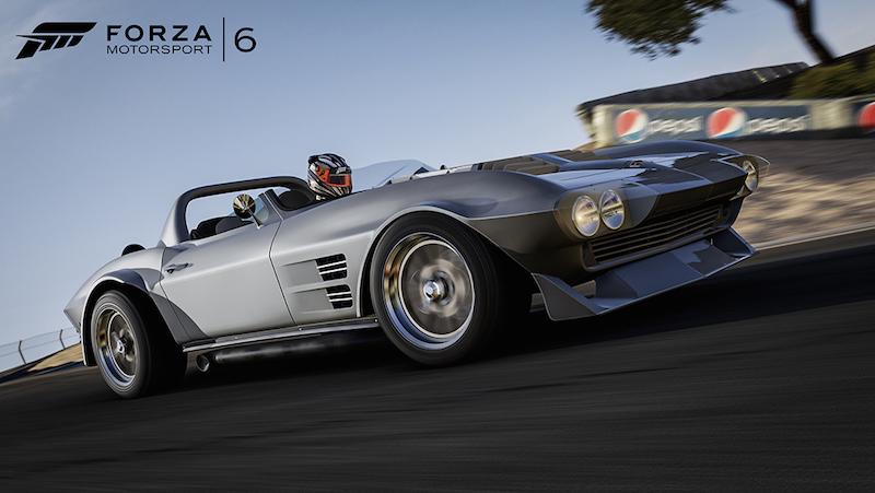 Forza Motorsport 6 Corvette C2
