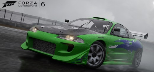 Forza Motorsport 6 Fast & Furious Pack