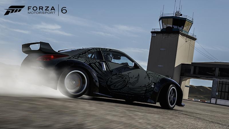 Forza Motorsport 6 Nissan Fairlady Z