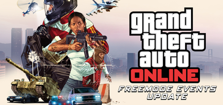 GTA V Freemode Events Update