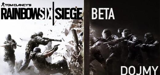 Rainbow Six Siege Beta Dojmy
