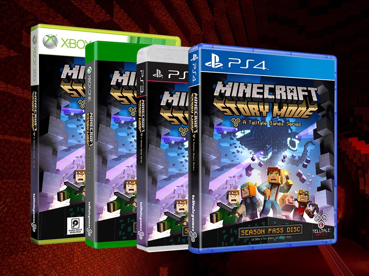Minecraft Story Edition