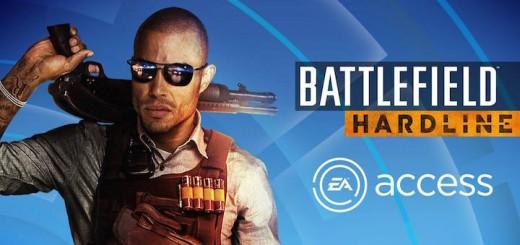 Battlefield Hardline EA Access