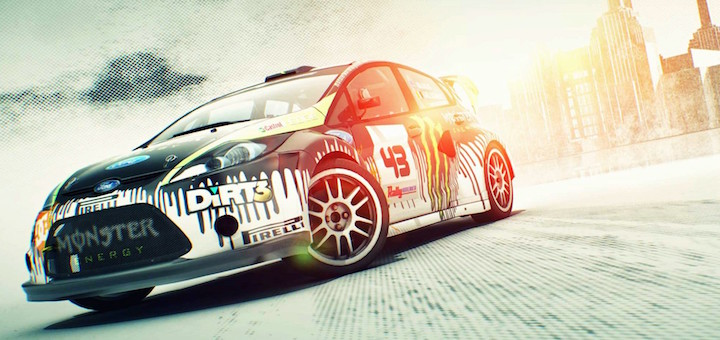 DiRT 3 Games with Gold