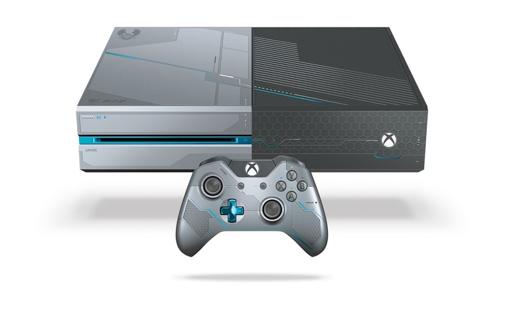 Xbox One Halo 5 Edition