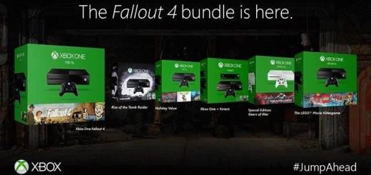 Xbox One Holiday 2015 Bundles