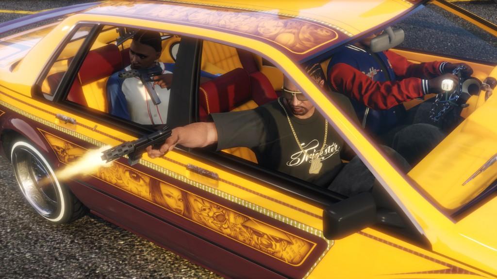 GTA V Lowriders DLC