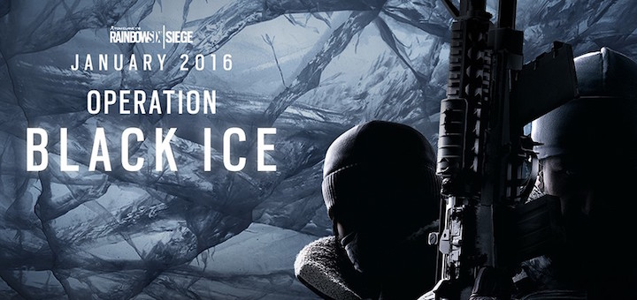 Rainbow Six Siege Operation Black Ice