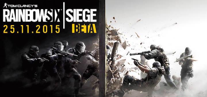 Tom Clancy's Rainbow Six Siege Beta