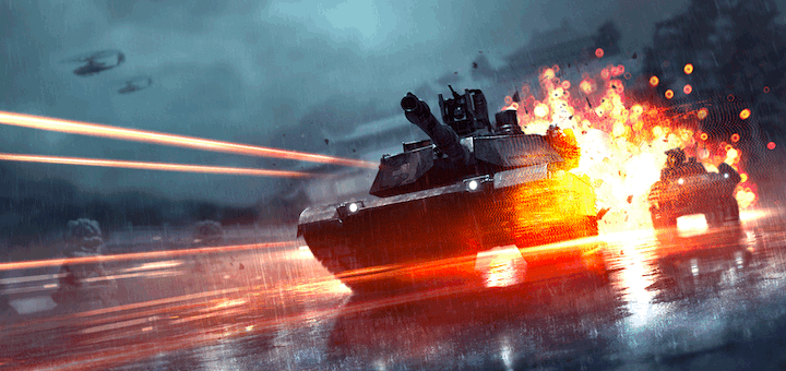 Battlefield 4 Legacy Operations