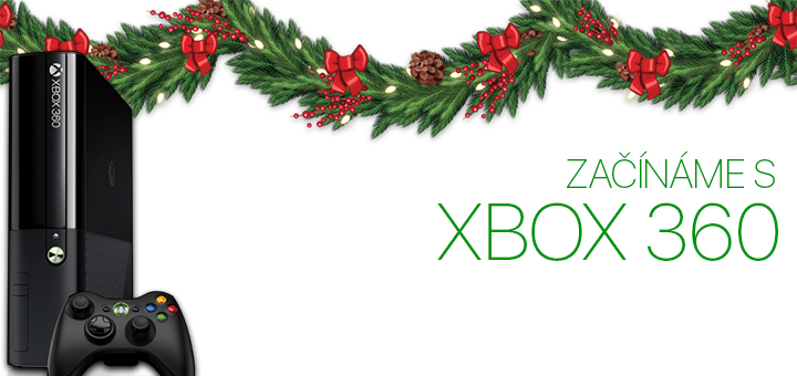 Xbox 360 Vianoce