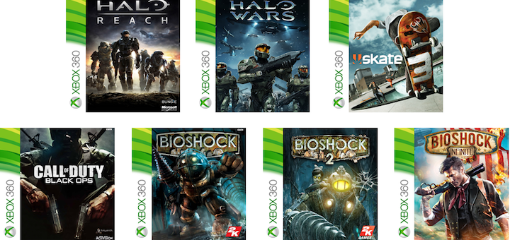 Xbox One Backwards Compatibility December 2015 hry