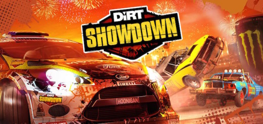 DiRT Showdown Games with Gold