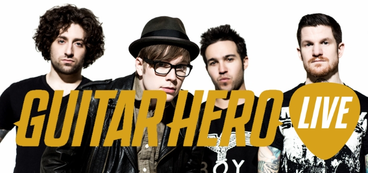 Fall Out Boy Guitar Hero Live