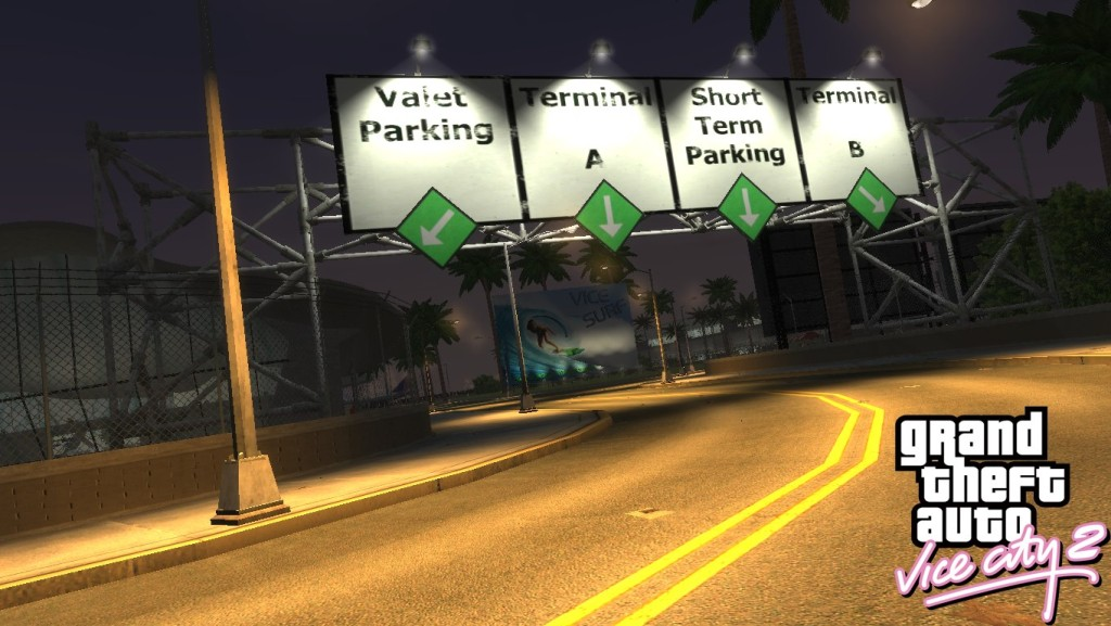 GTA Vice City 2 Airport