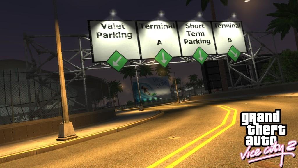 GTA Vice City 2 Airport
