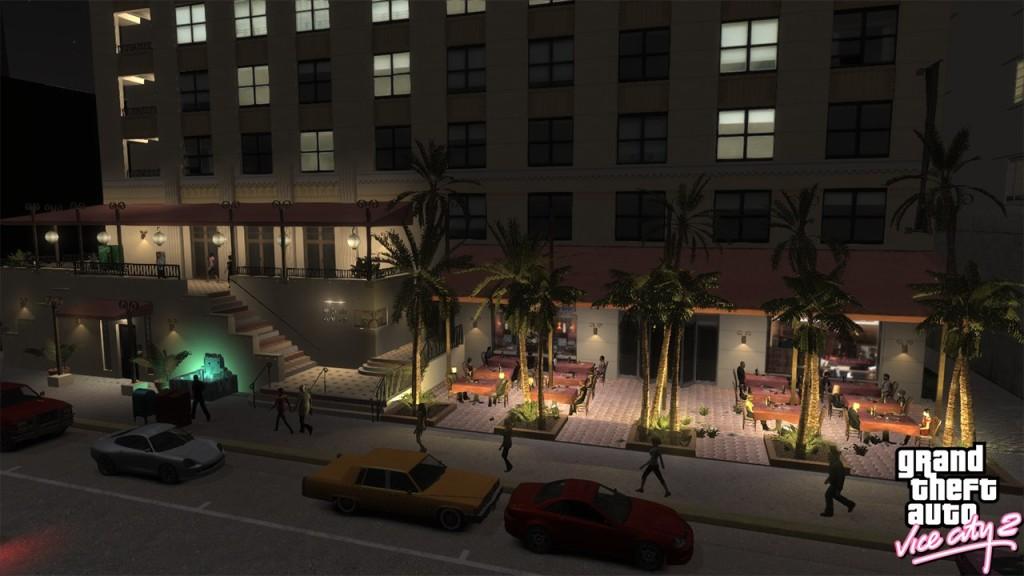 GTA Vice City 2 Hotel