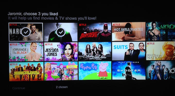 Netflix Xbox One Setup
