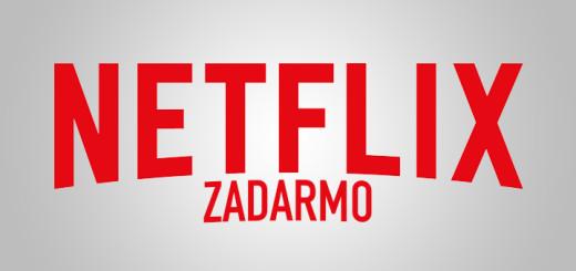Netflix Zadarmo
