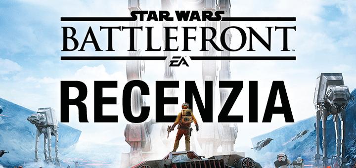 Star Wars Battlefront Recenzia