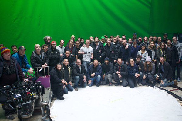 Assassin's Creed Film Crew and Actors