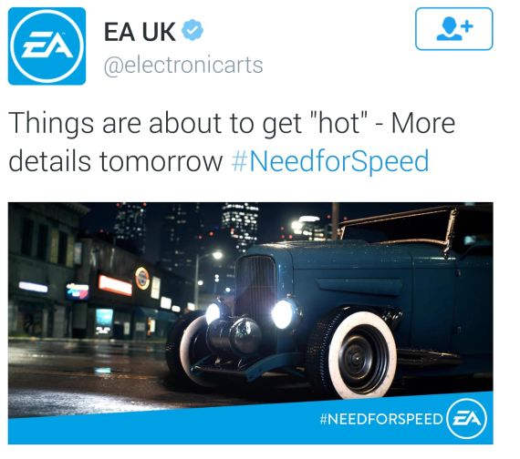 Need for Speed HotRod
