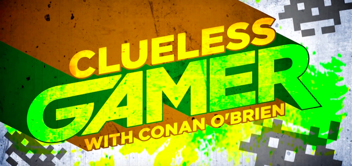 Conan O'Brien Clueless Gamer