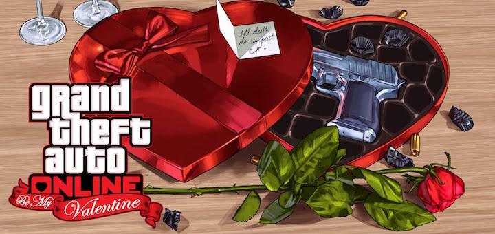 GTA Online Be My Valentine