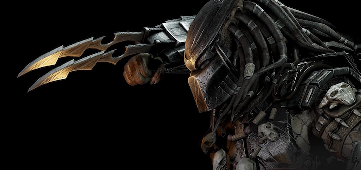 Mortal Kombat X Alien vs Predator