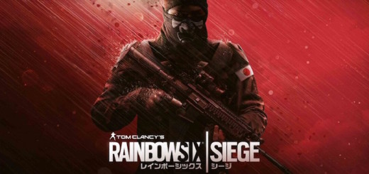 Rainbow Six Siege Japanese Operators