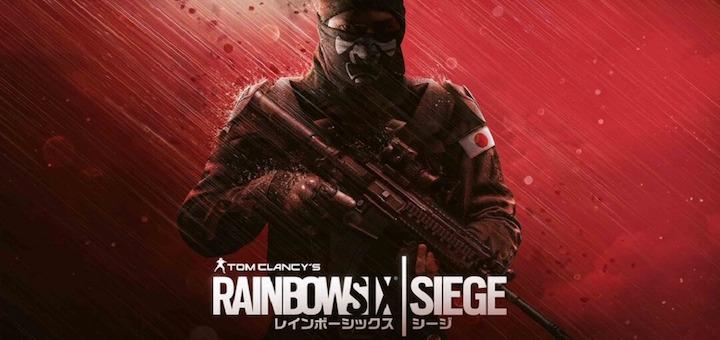 Rainbow Six Siege Japanese Operators