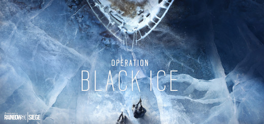 Rainbow Six Siege Operation Black Ice
