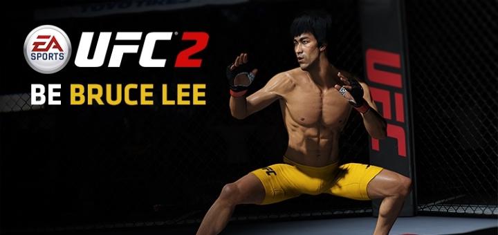 Bruce Lee UFC2