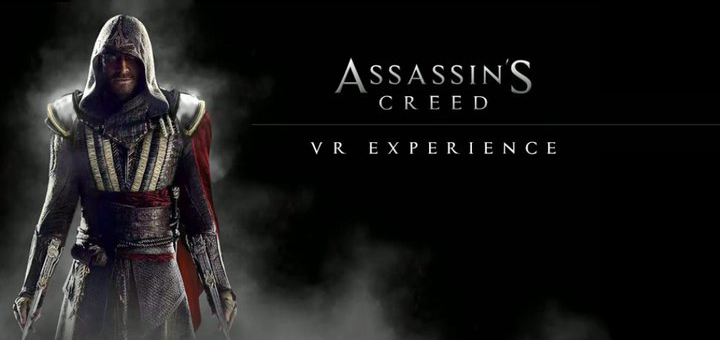 Assassins Creed VR Experience