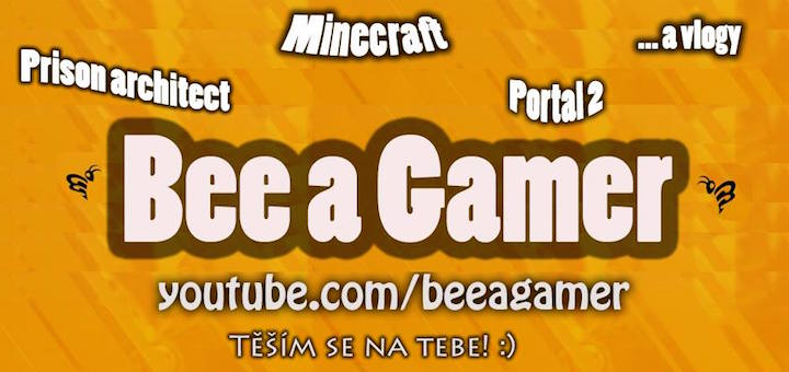 Bee a Gamer Header