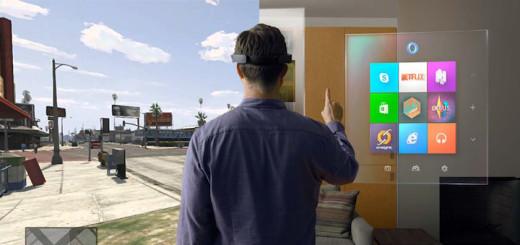 HoloLens VR