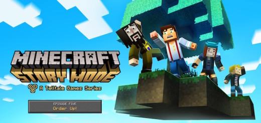 Minecraft Story Mode Episode 5