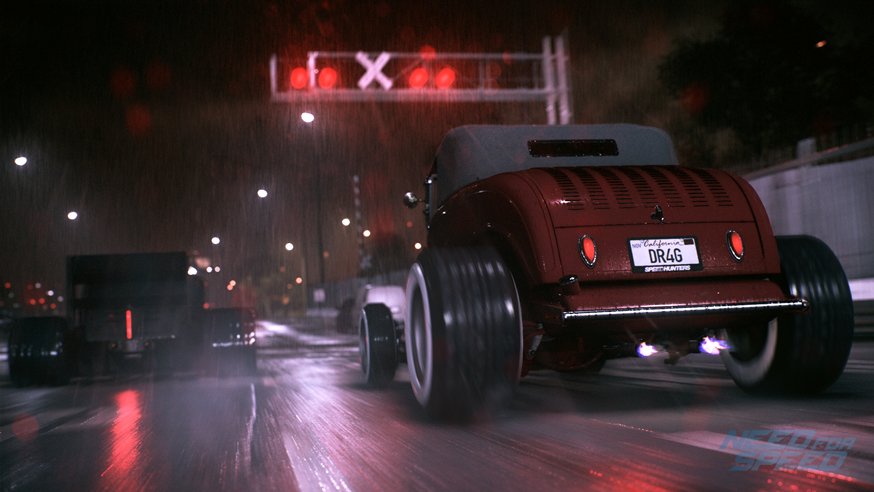 Need for Speed 1932 Hot Rod