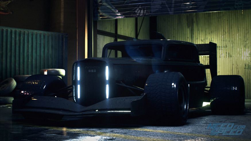 Need for Speed BeckKustoms F132